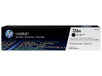 Набор картриджей HPA-CE310AD / HP 126A Black Dual Pk LJ Toner Cartridge