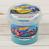 Кинетический песок Hot Wheels 400гр. 88639 голубой